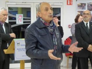 Mazen Chammas, chirurgien et président de la commission médicale d'établissement