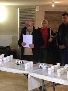 Pierre Beretta s'interroge sur l'avenir de l'association et de la corrida des Abbesses