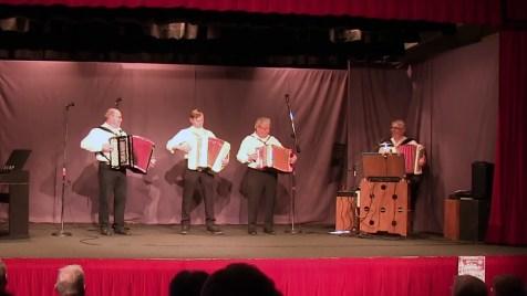 4 Quatuor accordéons