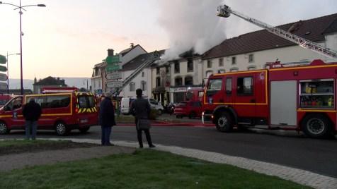 Incendie Remiremont 2