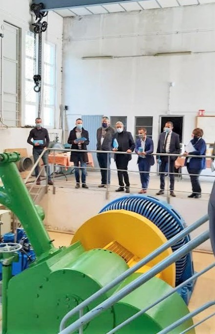 Centrale Hydroélectrique La Bresse (1)