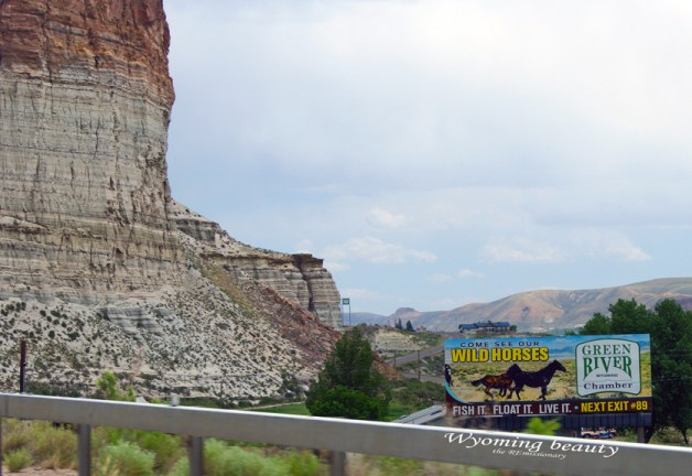a taste of Wyoming