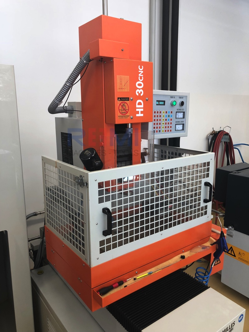 CHARMILLES HD30CNC sold in Switzerland