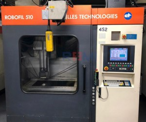 CHARMILLES ROBOFIL 510 sold in France