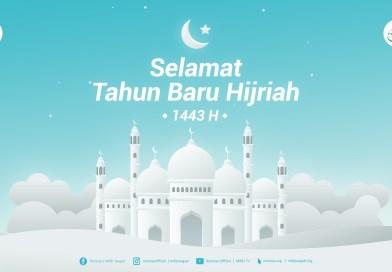 Selamat Tahun Baru Islam 1443 H