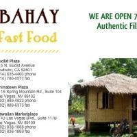 Kapitbahay (Filipino Fast Food)