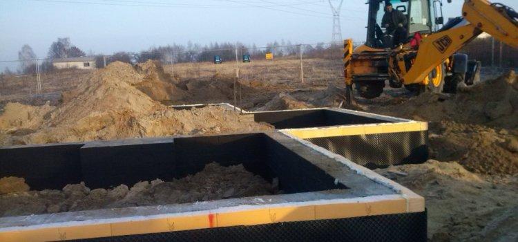 Strona www dla firmy budowlanej