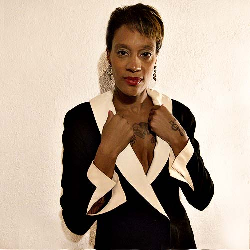 80s tuxedo dress kenar wool-the remix vintage fashion