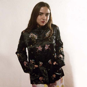 Plum Blossoms China embroidered jacket -the remix vintage fashion