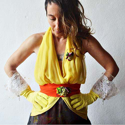 sliptique transformed vintage lingerie apparel upcycle designs-the remix vintage fashion