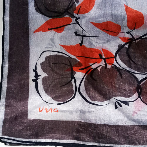 vera scarf-the remix vintage fashion