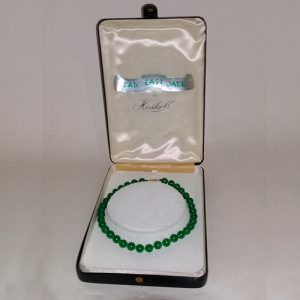 miriam haskell far east jade necklace-the remix vintage fashion