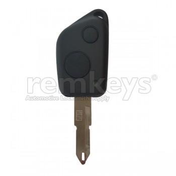 PSA Old Type 2Btn Remote Case - Small NE73