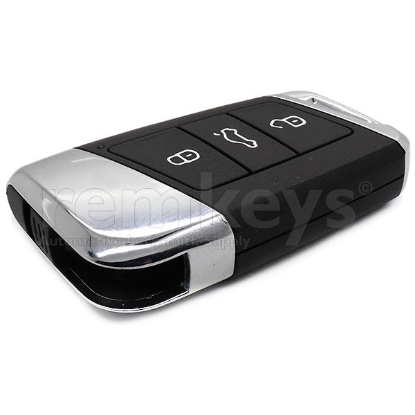 New VW Passat 3 Button MQB Smart Remote Case