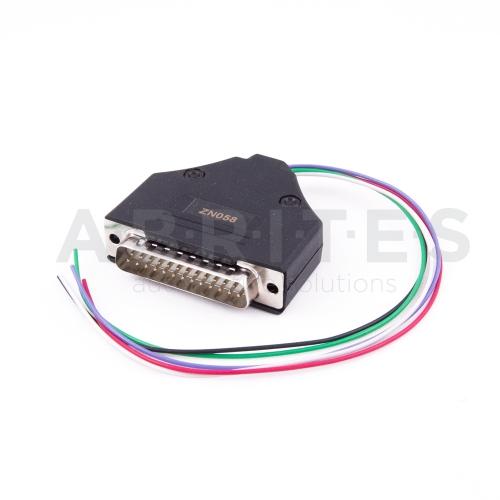 ZN058 - V850E2 adapter for ABPROG
