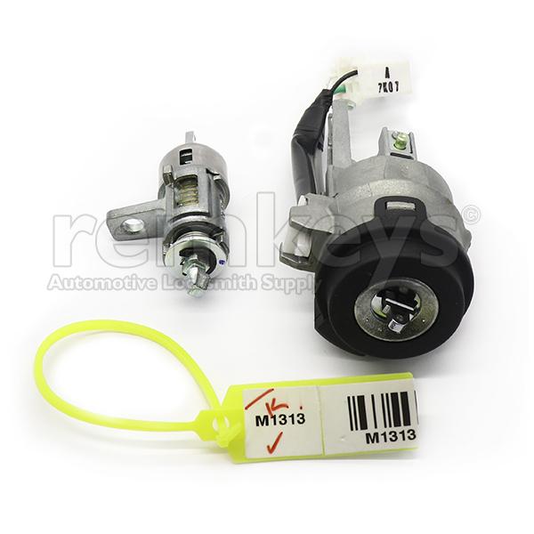 Hyundai i10 / Elentra Lock Set (Ignition-Door) - HYN14R