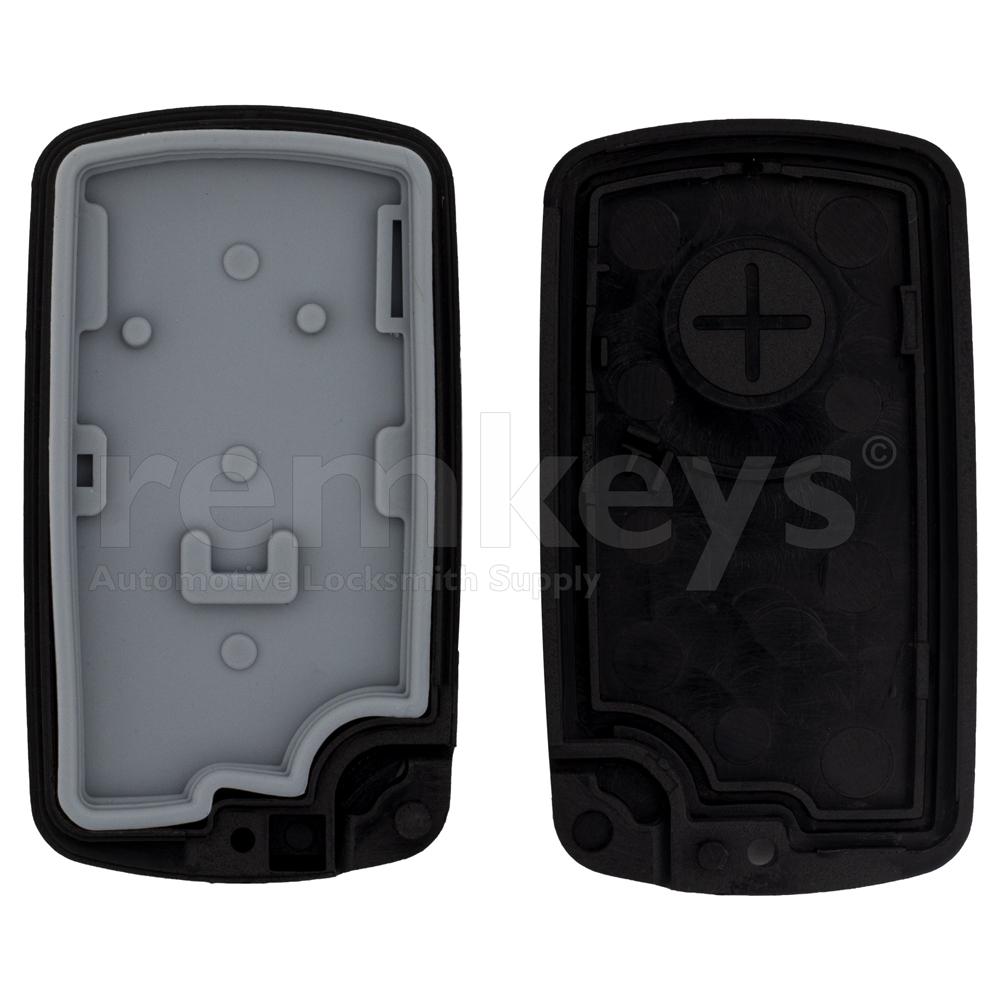 Mitsubishi Pajero 2 Button External Remote Case