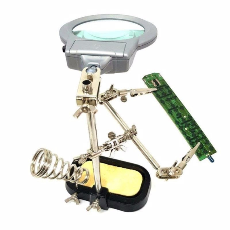 High Quality PCB Holder with Led Light MG05