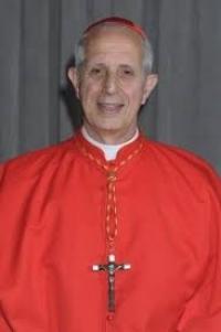 Cardinal Mario Aurelio Poli, metropolitan archbishop of the archdiocese of Buenos Aires