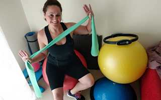 ejercicio físico en casa