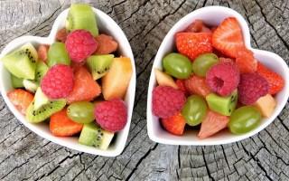 fruta no saludable