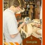 5 simple sanding tips