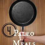 4 Paleo Meal Recipes via Tipsaholic
