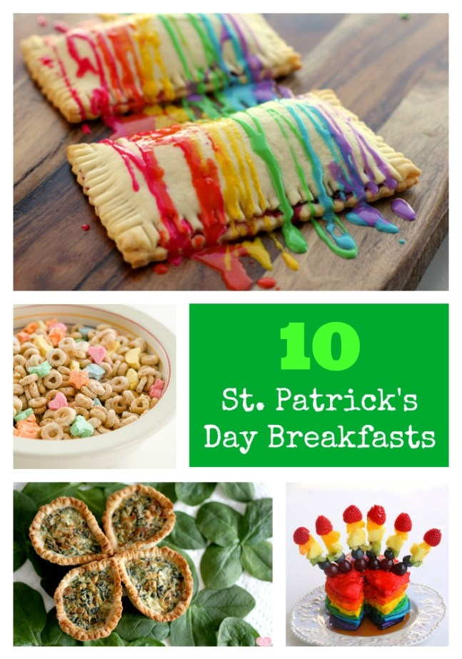 10 St. Patrick's Day Breakfasts