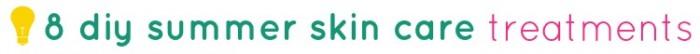 skin care title