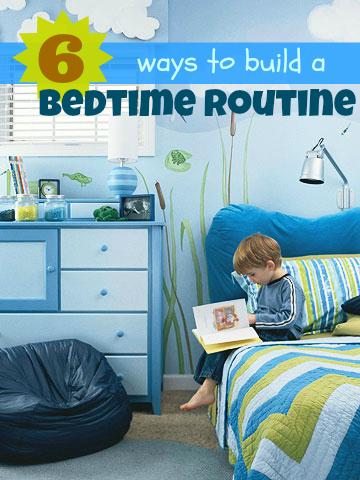 Bedtimeroutine