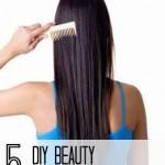 5 DIY Beauty Treatments