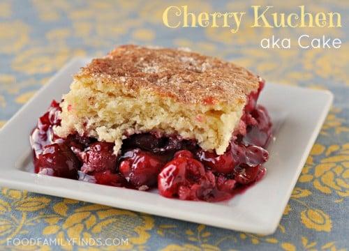 Cherry-Kuchen-Cake-Recipe