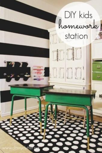 tipsaholic-vintage-desk-homework-station-classy-clutter
