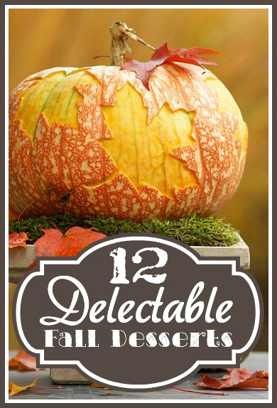 "12 Delectable Desserts You'll ""Fall"" For - tipsaholic, #dessert, #recipe, #bake, #fall"