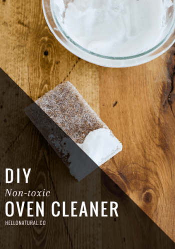 Non Toxic Oven Cleaner