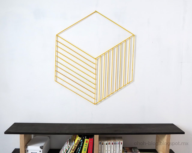 Remodelaholic | 20 DIY Geometric Projects for Your Home