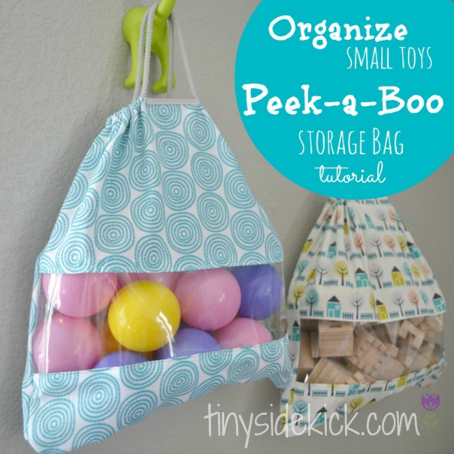 Toys Are One Thing That Are Hard To Keep Organized. Small Pieces Make It A