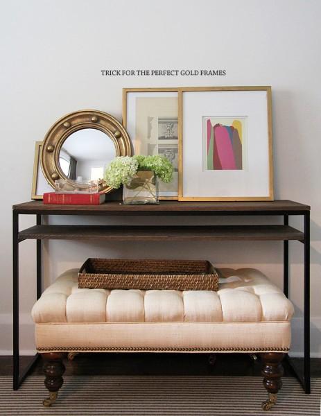 tipsaholic-faux-gold-frames-aubrey-and-lindsay