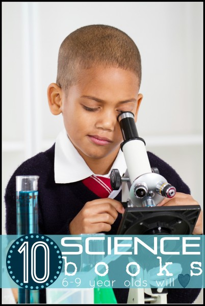 If you want to reinforce science concepts at home, reading picture books with your kids is a great idea! 10 Science Books 6-9 Year Olds Will Love - Tipsaholic, #science, #books, #read, #kids, #education, #sciencebooks
