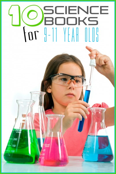 Keep the kids interested in science. 10 Science Books 9-11 Year Olds Will Love - Tipsaholic, #science, #kids, #education, #homeschool, #books, #reading