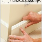 20+ Useful Trim and Molding Tutorials and Tips at tipsaholic.com