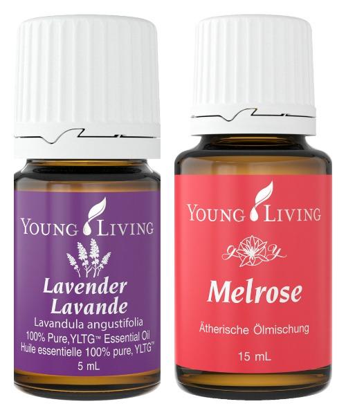 DIY Skin Soothing Balm Oils