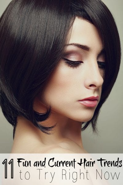 11 Fun and Current Hair Trends to Try Right Now via tipsaholic.com