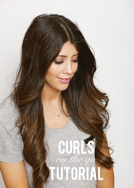Try these methods to get the the perfect waves and curls for quick and easy hairstyles that last! 11 Ways to Get Waves and Curls ~ Tipsaholic.com #waves #curls #hair