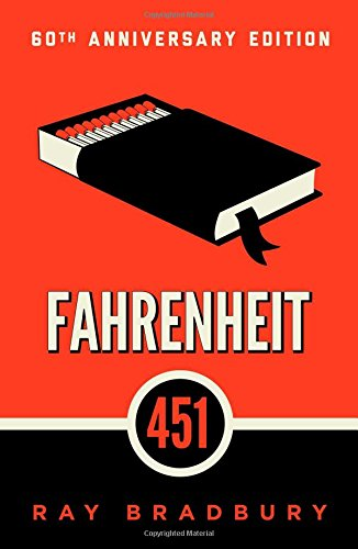 fahrenheit 451 dystopian book