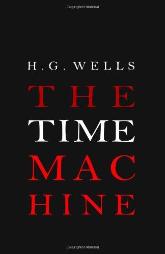 the time machine dystopian novel