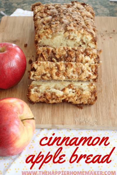 cinnamon apple bread sweet bread recipe