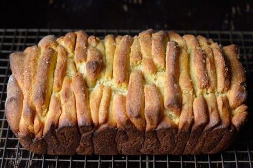 cornbread pull apart bread recipe