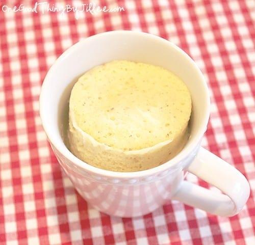 gluten-free bread in a cup bread recipe