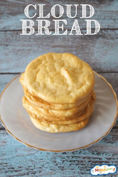gluten-free cloud bread recipe
